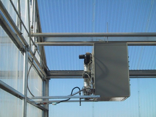 Heating systems | Commercial Greenhouse Equipment