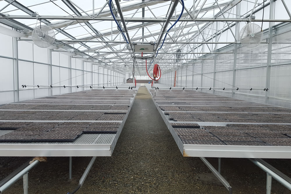 Micro Paradox Acquires Greenhouse System Designed and Installed by ATI | Agra Tech