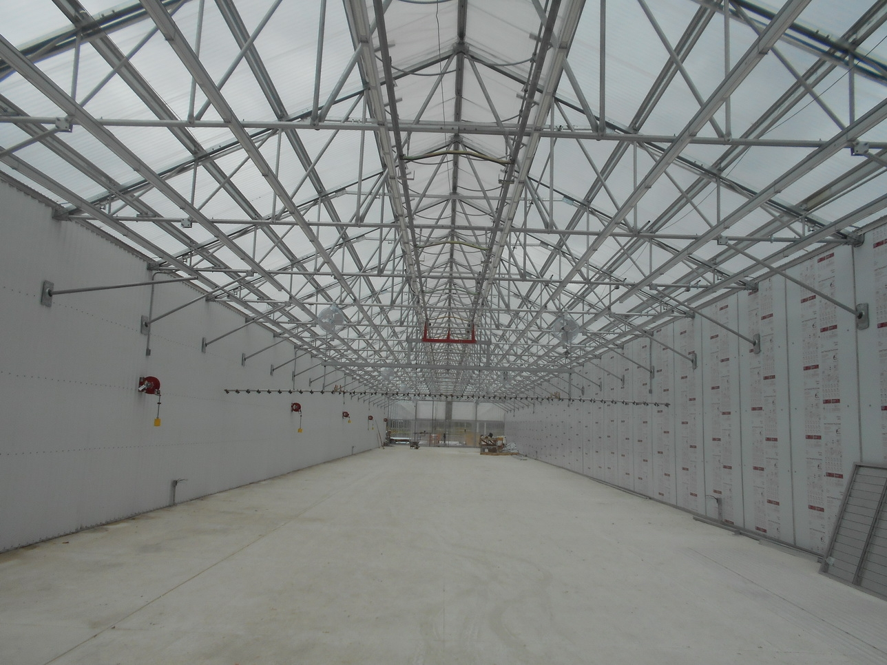 Germination Clean Room | Commercial Greenhouse Manufacturer