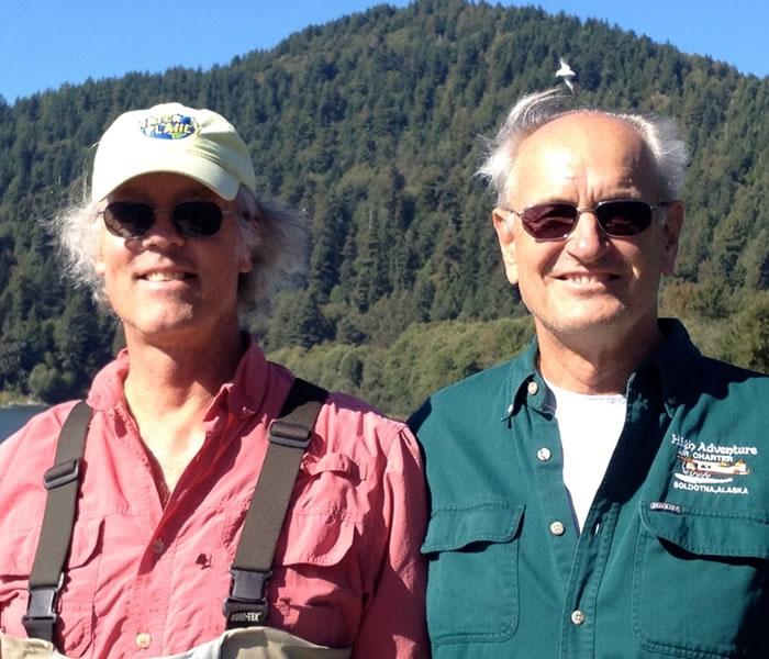 Michael Christian & John Pound