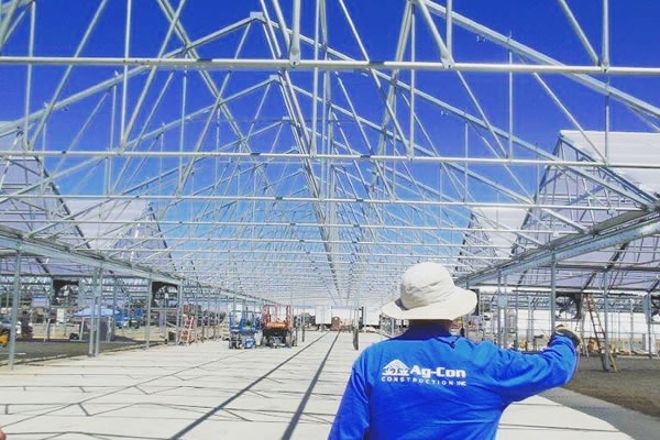 Agra Tech Authorized Contractor | Commercial Greenhouse Manufacturer