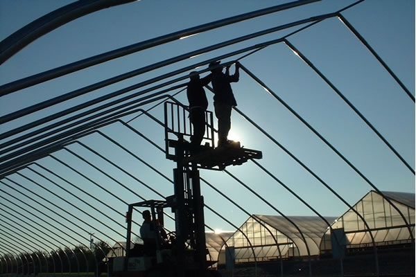 Agra Tech Factory Technical Support | Commercial Greenhouse Manufacturer
