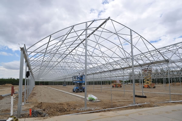 Greenhouse Financing | Commercial Greenhouse Manufacturer