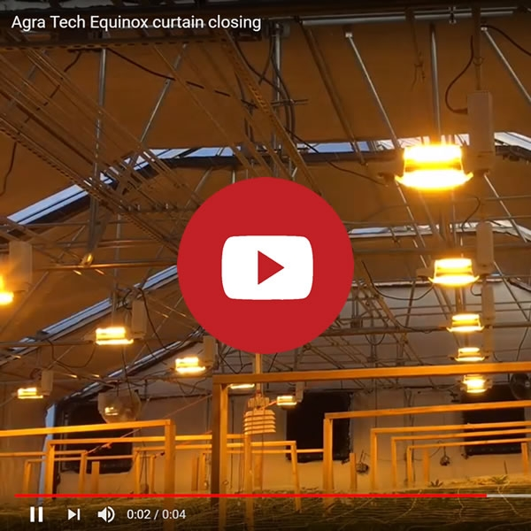 Agra Tech Equinox Light Dep curtain | Cannabis Production