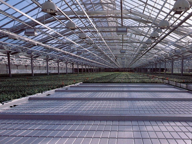Rolling benches | Commercial Greenhouse Accessories