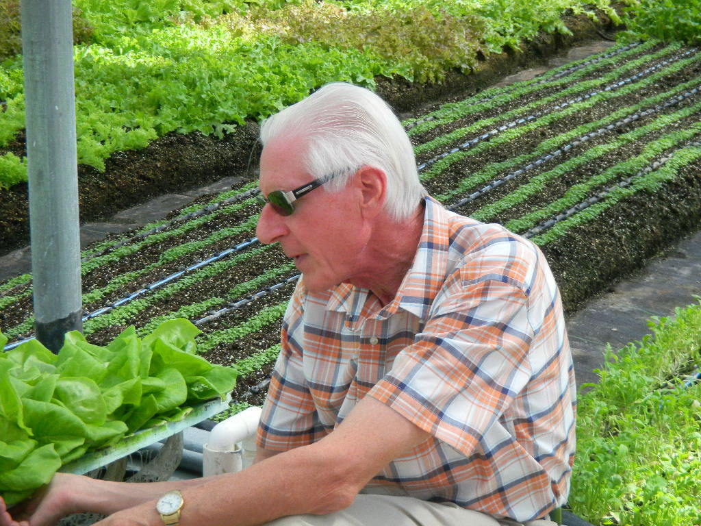 Interview with Hydroponics Pioneer Dr. Howard Resh | Agra Tech