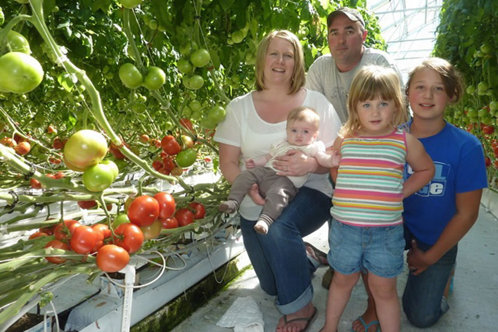 McPhail Farms a Greenhouse Success Story | Agra Tech