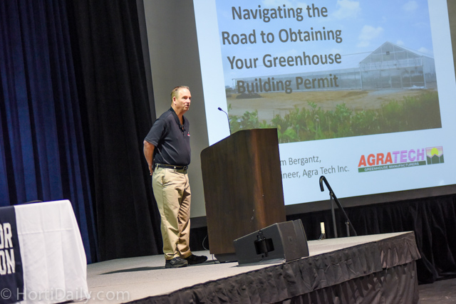 Agra Tech's Jim Bergantz Makes Permitting Presentation at 2016 Indoor Ag Tech Conference | Agra Tech