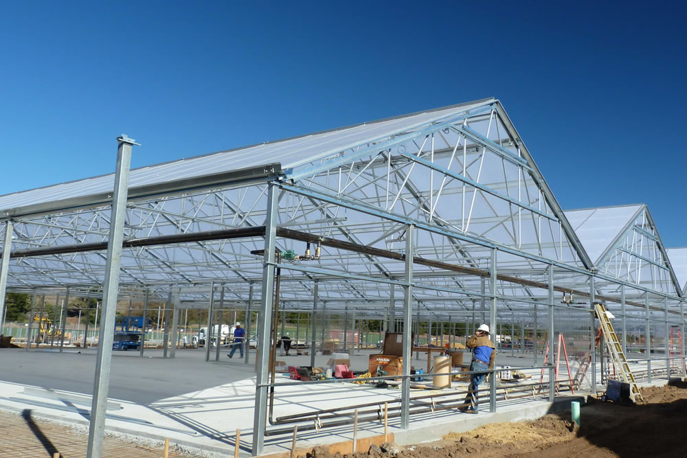AG-Con, Constructing a Greener World in California ... One Greenhouse at a Time | Agra Tech