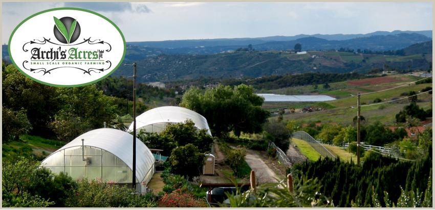 Archi's Acres VSAT creating employment opportunities using Thermolator greenhouse | Archi's Acres VSAT | Valley Center, CA