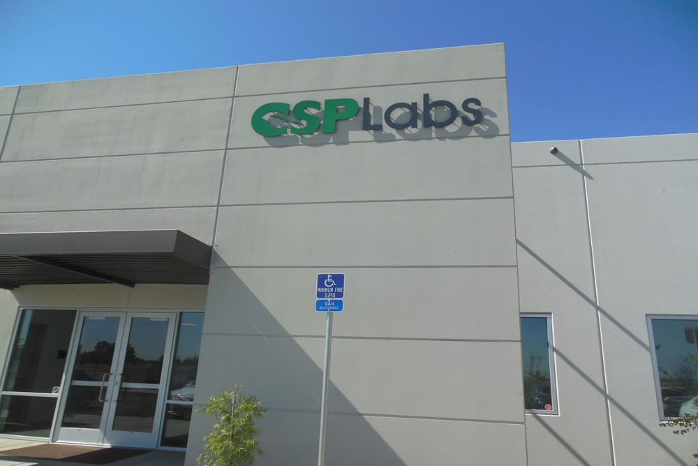 CSP's New Lab Building