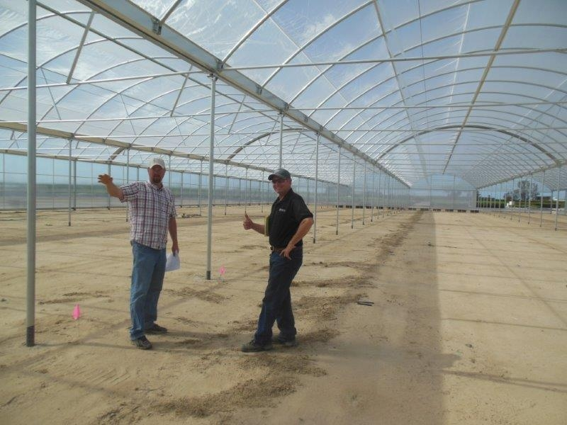 Ray Pound of Ag-Con | Burchell Nursery
