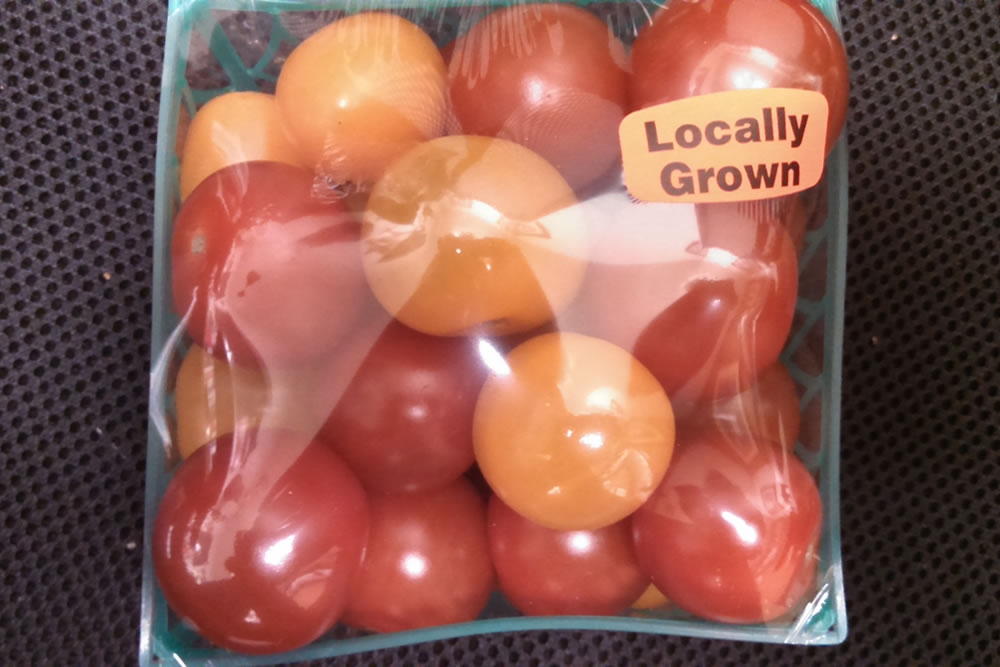 Locally Grow Tomatoes | Commercial Greenhouse Manufacturer