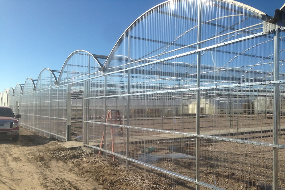 Commercial Greenhouse Manufacturer
