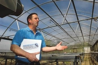 Agra Tech's Jim Bergantz | Commercial Greenhouse Manufacturer