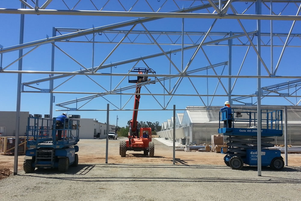 Ag-con Construction | Commercial Greenhouse Manufacturer