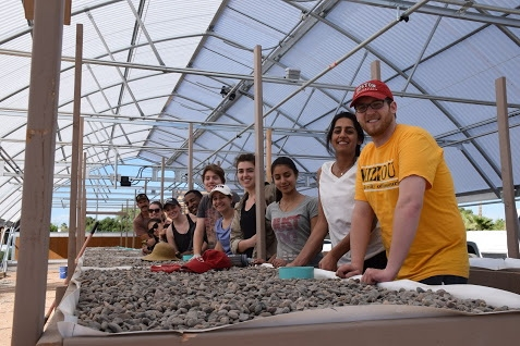 Agricultural Grower Greenhouse