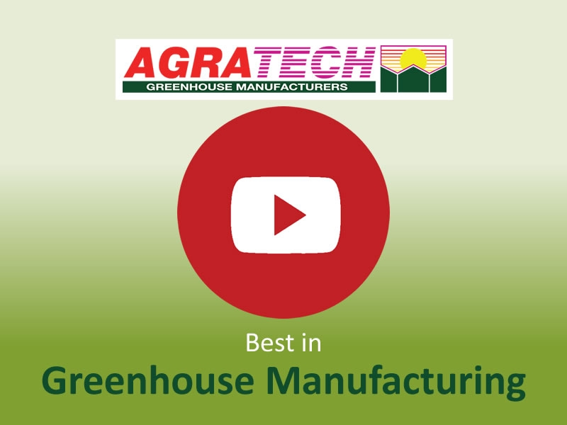 Best in Greenhouse Manufacturing | Commercial Greenhouse Manufacturer