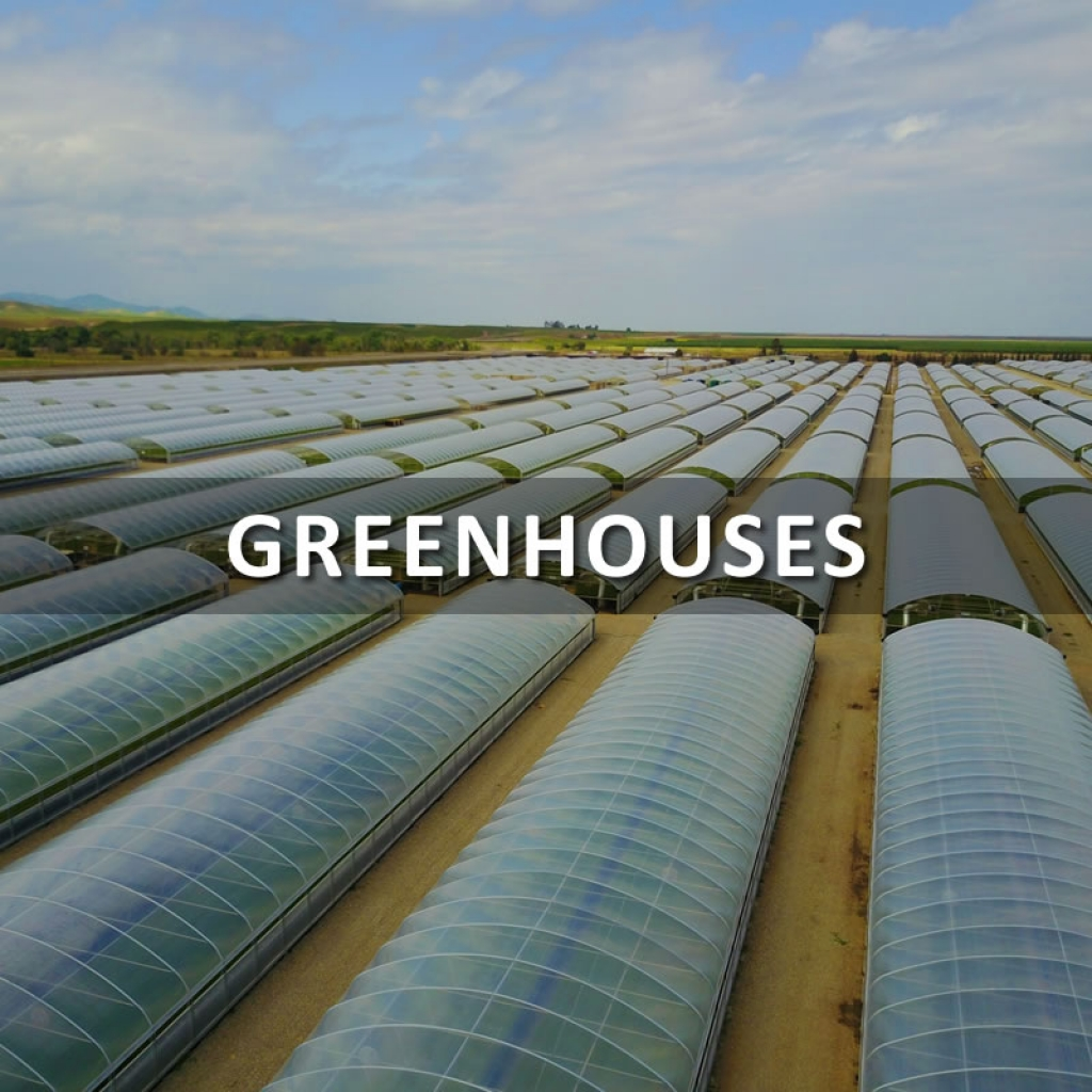 Commercial Greenhouses Manufacturer | Agra Tech Inc