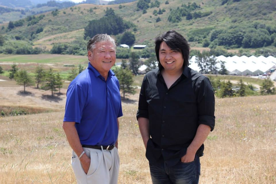 Steve and James Oku | Suncrest USA
